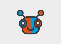 diseño logo personaje para niños