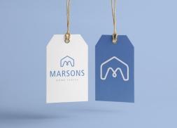 Diseño marca ropa del hogar