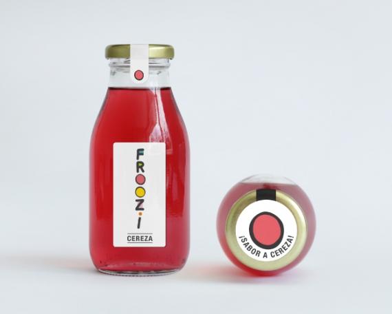 Diseño marca zumos refrescantes