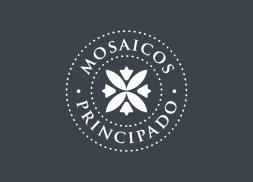 Diseño logotipo mosaicos
