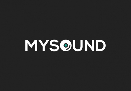 Rediseño de logo para empresa sonido e iluminación