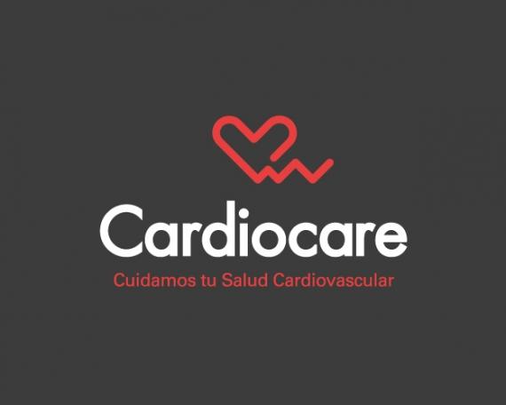 Diseño de logotipo para consulta de cardiología