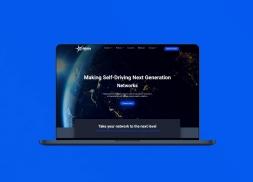 Diseño de página web para empresa sector del sector 5G