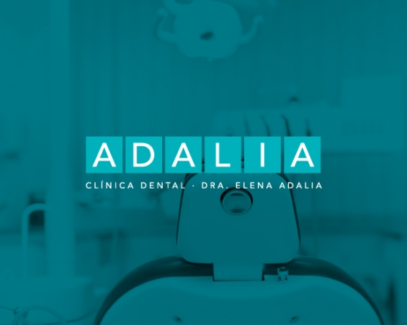 Restyling de logotipo para clínica dental