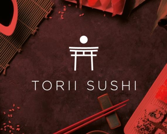 Diseño logotipo restaurante japonés
