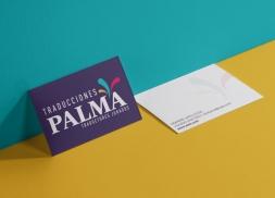 Diseño logotipo para empresa de traductores