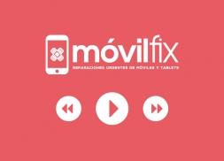 Video animado para tienda de reparación de móviles