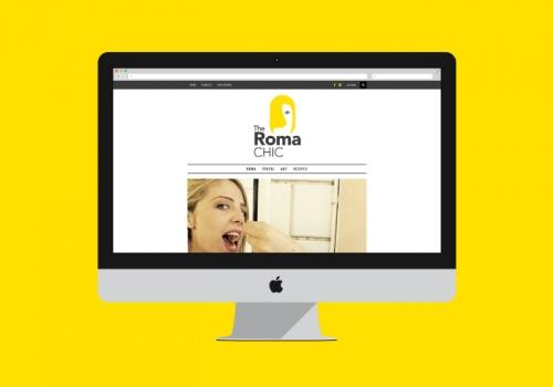 Diseño de Blog de Life Style en Roma