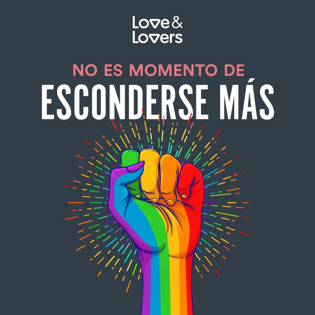 diseño gráfico día orgullo gay
