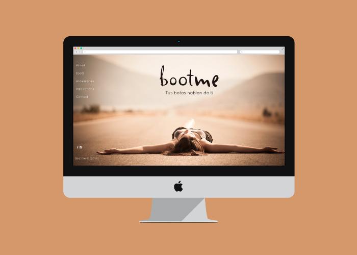 Diseño y desarrollo web de tienda online de botas
