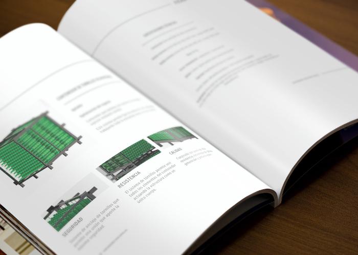 Diseño de dossier para sector del vino en Navarra