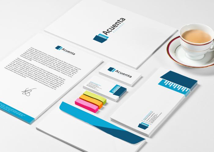 Diseño de identidad corporativa para una asesoría online