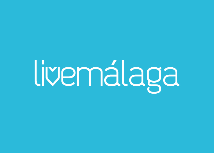Diseño de logotipo empresa de alquiler de apartamentos en Málaga
