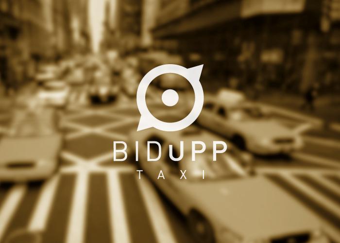 Diseño de logotipo para aplicación móvil de transportes y taxis