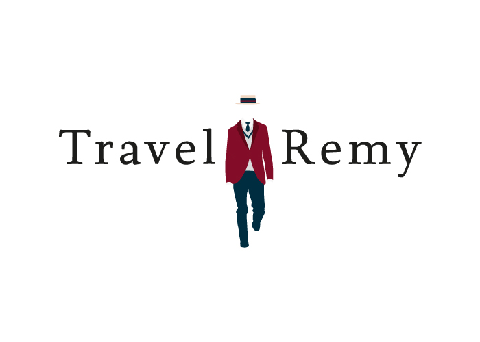 Diseño de logotipo para una marca de un blog de viajes