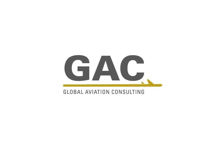 diseño logo consultoría aviación