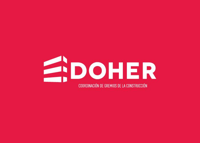 Diseño de logotipo empresa de la construcción