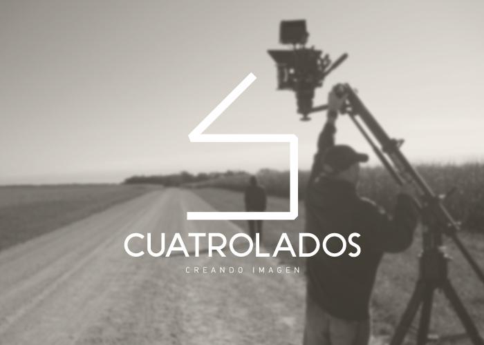 Diseño de logotipo para una productora audiovisual en Málaga