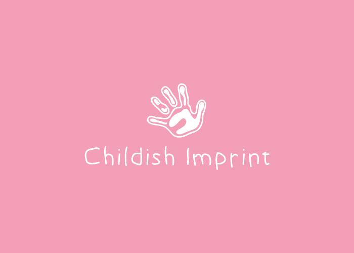 Diseño de logotipo para empresa dedicada a la ropa y los accesorios de niños