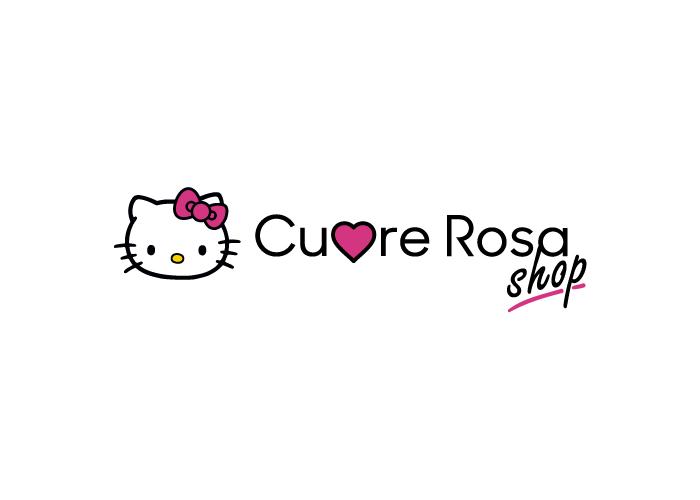 Diseño de logotipo para una tienda online de hello kitty