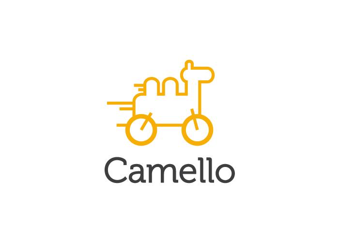 Diseño de logotipo para app de mensajería