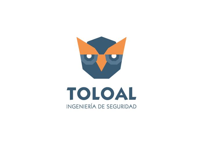 Diseño de logotipo para empresa de seguridad en Alicante