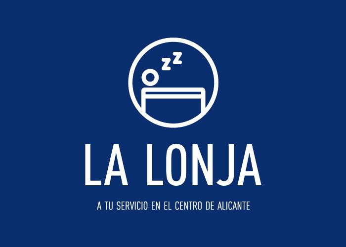 Diseño de la marca e imagen corporativa de un hostal en Alicante