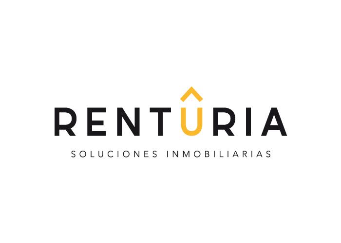 Diseño de logotipo para una inmobiliaria en Valencia