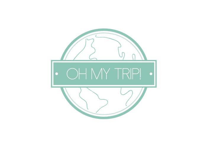 Diseño de logotipo para web de marketing de turismo