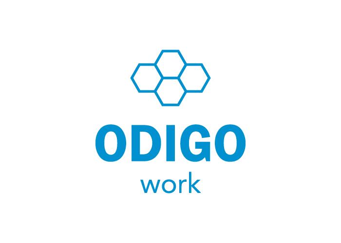 Diseño de logotipo para una empresa de almacenamiento en la nube