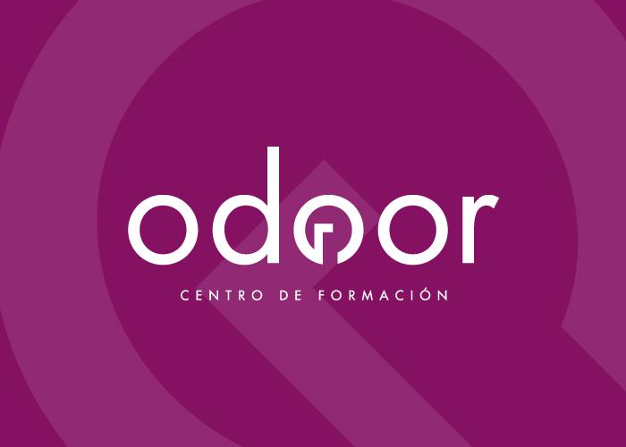 Diseño de logotipo para una academia de idiomas y formación en málaga