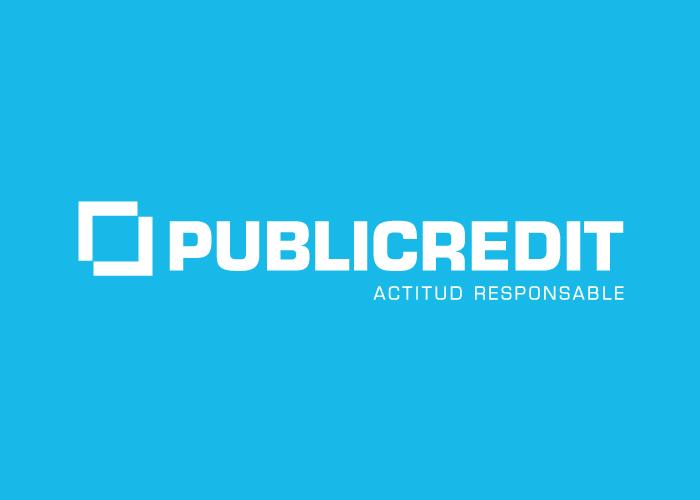 Diseño de logotipo para una financiera española