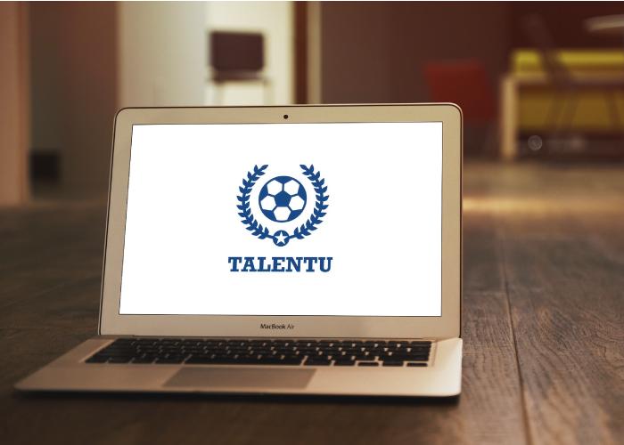 Diseño de logotipo para una web de captación de talentos