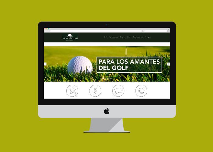 Diseño web empresa inmobiliaria Caribe
