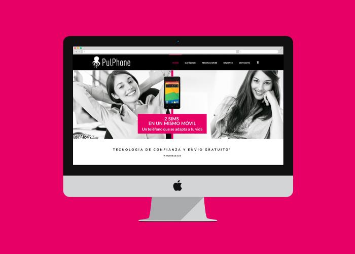 d4b8a8c361ae7 Diseño y desarrollo web de tienda online de tecnología - Factoryfy