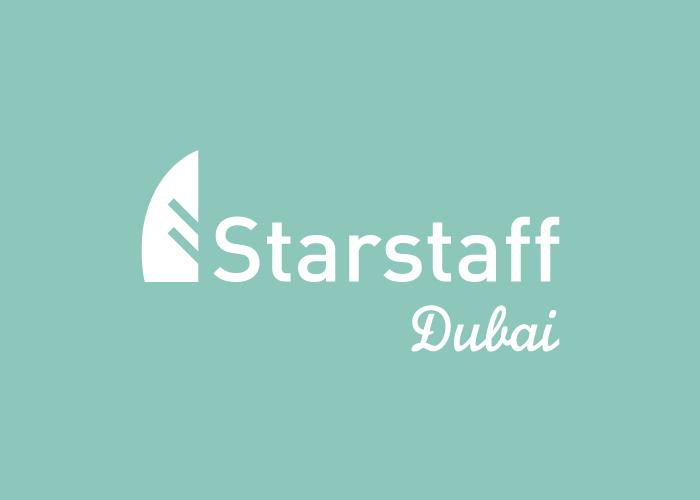 Diseño de logotipo para agencia de empleo en Dubai