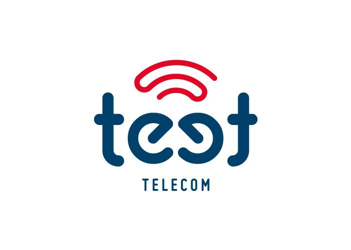 Diseño de logotipo para empresa de comunicaciones