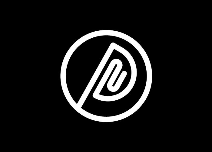 Diseño de logotipo para estudio audiovisual y musicall