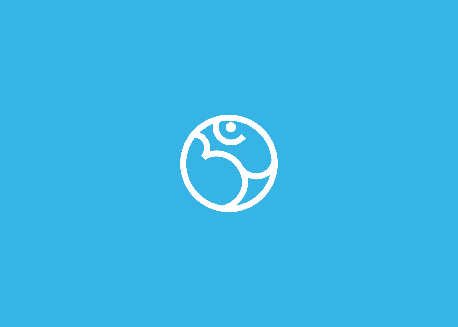 Diseño de logotipo para empresa de yoga
