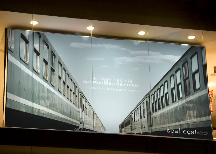 Diseño de campaña para despacho de abogados internacional