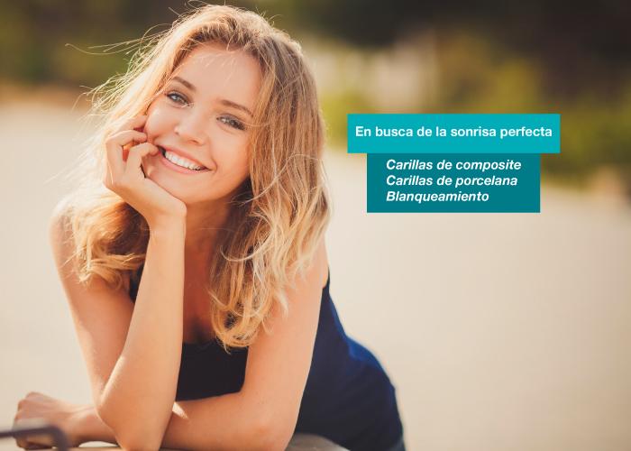 Diseño de campaña publicitaria para una clínica dental