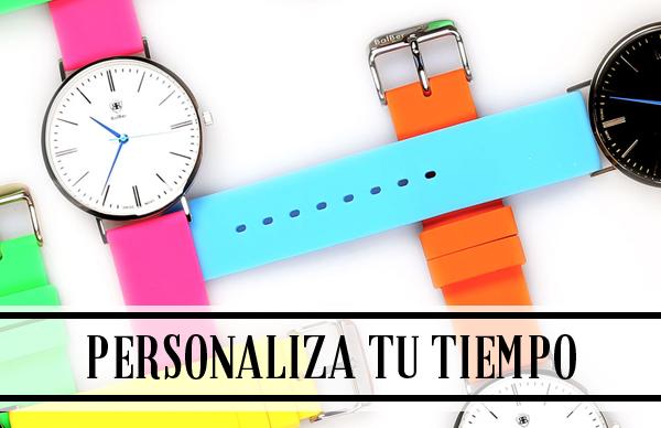Diseño de campaña para tienda de relojes online