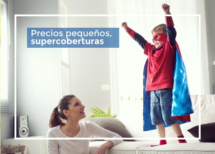 Diseño campaña publicitaria para aseguradora