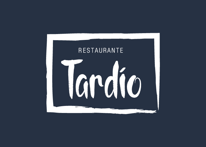 Diseño de logo para restaurante gourmet en Mojácar, Almería.