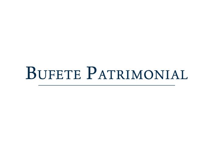 Diseño de logotipo para oficina de Bufete Patrimonial
