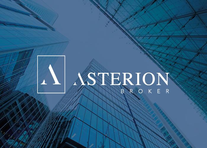 Diseño de logo agentes financieros
