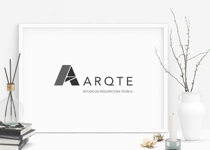 diseño de logotipo para estudio de arquitectura