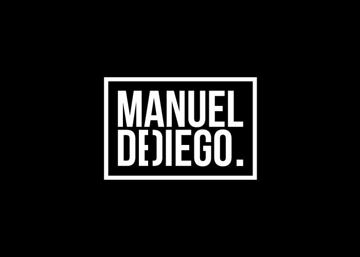 Diseño de marca personal para Dj
