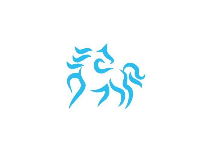diseno-logo-empresa-compraventa-caballos-deportivos