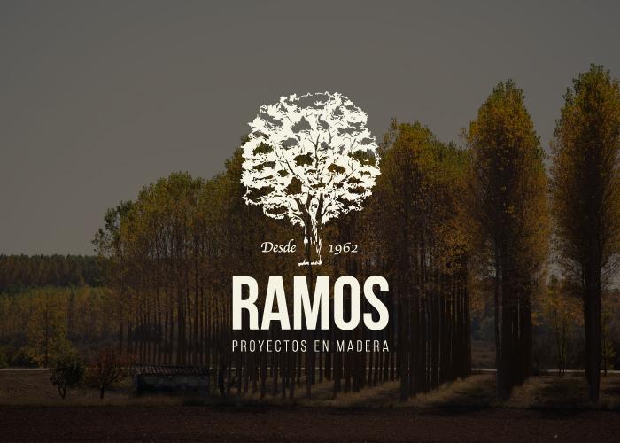 Diseño logotipo para empresa de proyectos en Madera